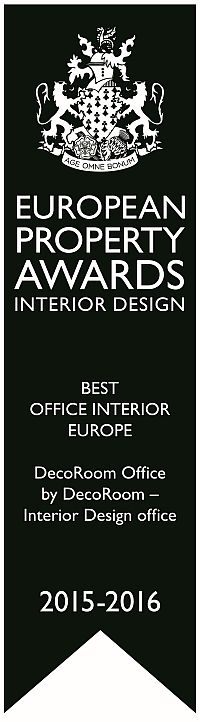 Decoroom - Best Office Interior Europe 2015-2016